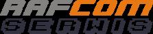 Rafcom Tu Serwis  Komputerowy Katowice Centrum Śląsk Logo